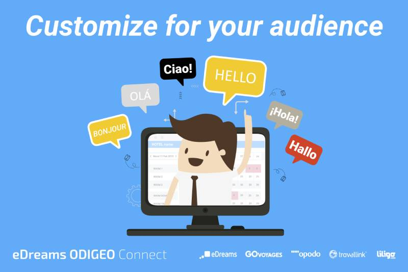 Customize for your audience