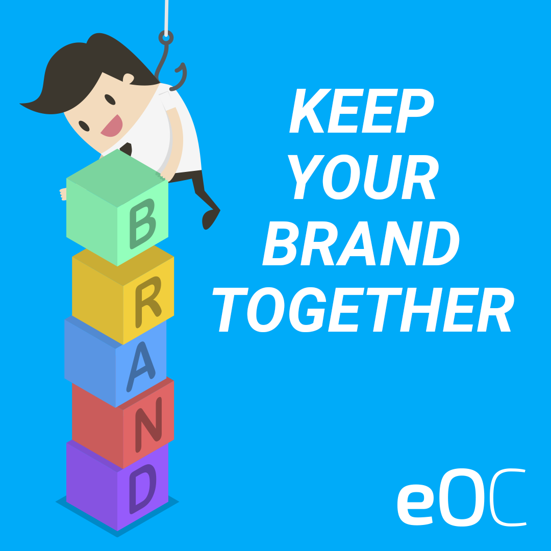 Keep your brand together